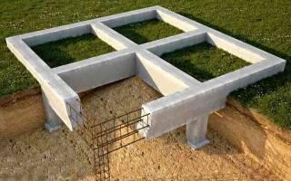 Как рассчитать сколько бетона надо на фундамент?