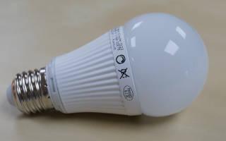 Что означает диммируемая светодиодная лампа?