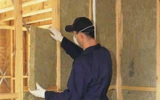 Как правильно утеплить стены деревянного дома изнутри?