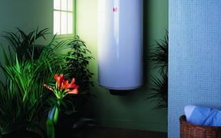 Как подсоединить водонагреватель накопительный?