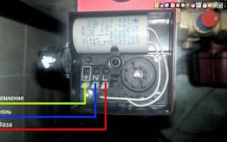Как правильно подключить циркуляционный насос к электричеству?