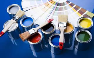 Как быстро покрасить потолок?