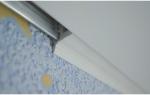 Как крепить потолочный плинтус для пластиковых панелей?