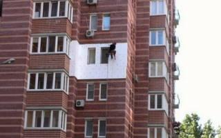 Как дешево утеплить балкон?