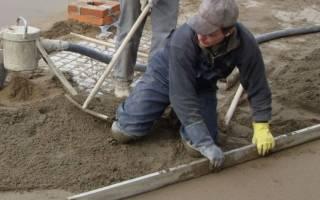 Как отстирать бетон с одежды?