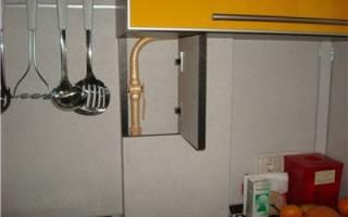 Можно ли закрывать трубы отопления гипсокартоном?