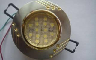 Как сделать точечные светильники в гипсокартоне?