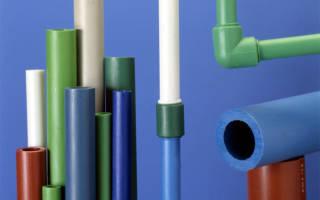 Можно ли красить пластиковые трубы?
