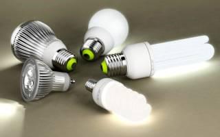 Как выбрать энергосберегающие лампы для дома?