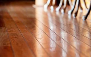 Как выровнять деревянный пол не срывая доски?