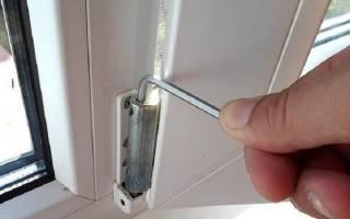 Как настроить пластиковые окна чтобы плотно закрывались?