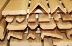 Как крепить деревянный уголок к вагонке?