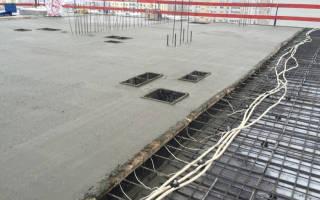 Как греть бетон сварочным аппаратом?