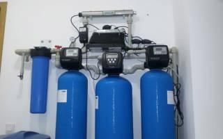 Жесткая вода из скважины что делать?