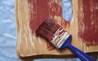 Как покрасить мебель из ламинированного ДСП?
