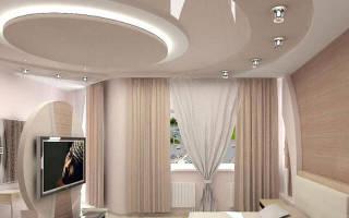 Какой потолок лучше сделать в спальне?