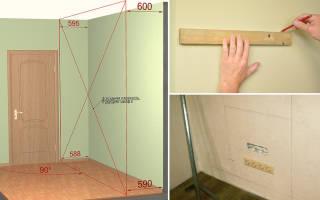 Как закрепить кухонные шкафы на гипсокартон?