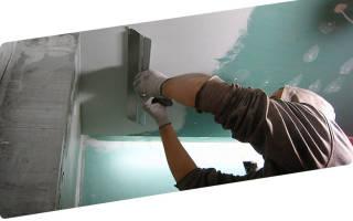 Как правильно шпаклевать потолок под покраску?