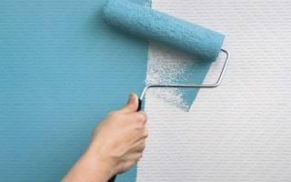 Что нужно для покраски стен в квартире?