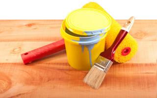 Какой краской покрасить деревянный дом снаружи?