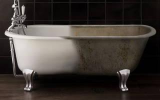 Чем лучше реставрировать ванну акрилом или эмалью?