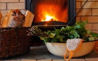 Как правильно топить баню с металлической печью?