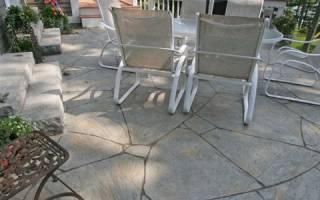 Как сделать штамп для бетона своими руками?