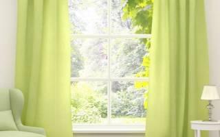 Как правильно рассчитать ширину шторы на окно?