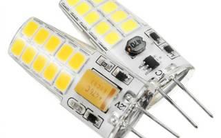 Как заменить галогенную лампу в точечном светильнике?