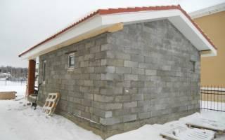 Можно ли строить баню из газосиликатных блоков?