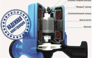 Циркуляционный насос для отопления как выбрать скорость?