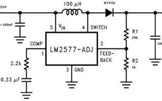 Как запитать светодиодную ленту от usb?