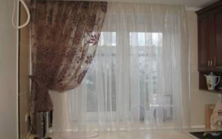 Как правильно рассчитать тюль на окно?