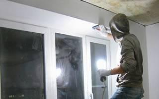 Как правильно делать откосы на окнах?