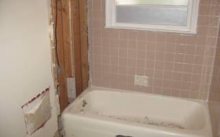 Как разрезать чугунную ванну?