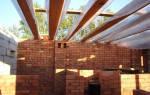 Как построить потолок в частном доме?