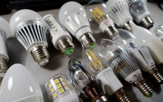 Как светят светодиодные лампы в квартире?