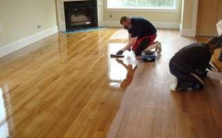 Как отреставрировать ламинат в домашних условиях?