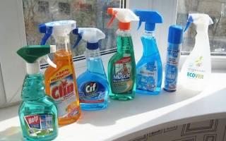 Как правильно мыть пластиковые окна и подоконники?