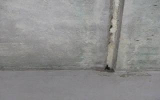 Как заделать стык между плитами на потолке?