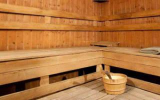 Как утеплить стены в бане изнутри?