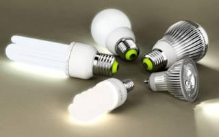 Почему мигает энергосберегающая лампа в выключенном состоянии?