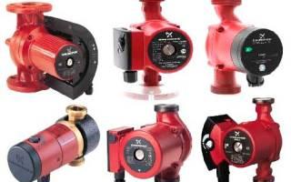Как установить циркулирующий насос в систему отопления?
