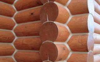 Как утеплить углы дома из бруса?