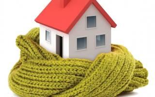 Как правильно утеплить фасад дома?