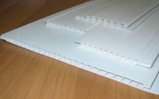 Как правильно крепить панели ПВХ на потолок?