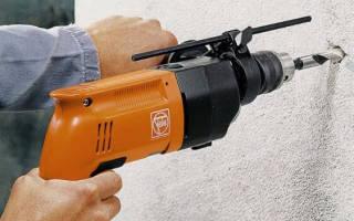 Как просверлить бетонный потолок дрелью?