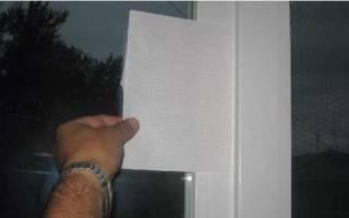 Как установить зимний режим на пластиковых окнах?
