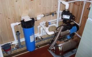 Как подключить насосную станцию к скважине самому?