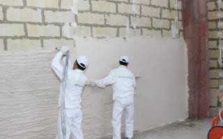 Как проверить ровность стен после штукатурки?